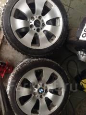 BMW style 158 + nokian hakka 5 225/45 R17. 8.0x17 5x120.00 ET34