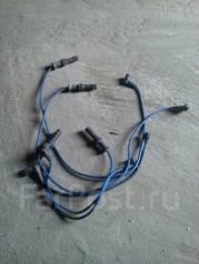 Высоковольтные провода. Subaru Legacy Subaru Impreza Двигатель EJ18