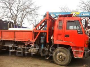 Isuzu Forward. , 17 000 куб. см., 10 000 кг.