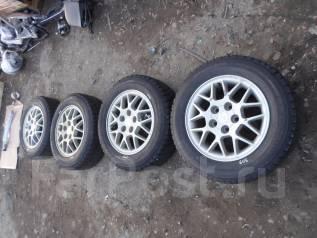 Комплект колес с резиной ЗИМА R15 6JJ + 46. 6.0x16 5x114.30 ET46