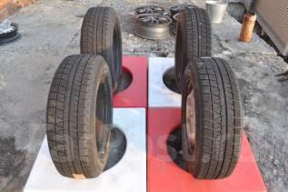 Bridgestone Blizzak Revo GZ. Зимние, без шипов, 2014 год, износ: 5%, 4 шт
