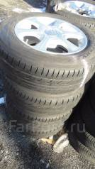 Продам комплект колес 205/65R16. 5.5x16 4x114.30, 5x114.30 ET45 ЦО 73,0мм.