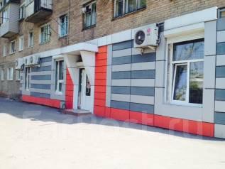 Продам помещение под любой вид деятельности. Улица Адмирала Кузнецова 72, р-н 64, 71 микрорайоны, 172 кв.м. Дом снаружи