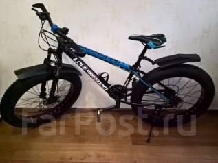 Продам новый горный велосипед (Фэтбайк) 24 скорости
