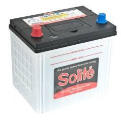 Solite. 85 А.ч., правое крепление, производство Корея