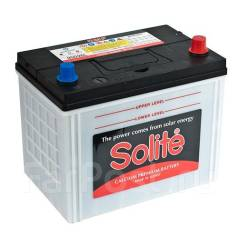 Solite. 95 А.ч., левое крепление, производство Корея