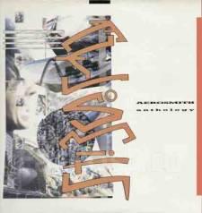 """Винил Aerosmith """"Anthology"""" 2LP 1988 England"""