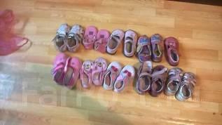 Обувь детская. 20, 21, 22