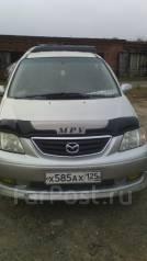 Mazda MPV. автомат, передний, 2.5 (170 л.с.), бензин, 204 368 тыс. км