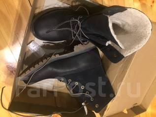 Ботинки Тимберленды. 39