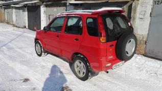Toyota Cami. механика, 4wd, 1.3 (90 л.с.), бензин