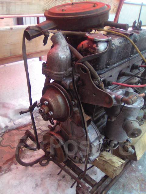 Двигатели на волгу 2410
