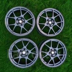 Weds Sport TC105N. 7.0x17, 5x114.30, ET33, ЦО 73,0мм.