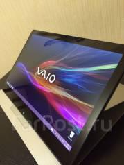 """Sony VAIO Fit A SVF15N2M2R. 15"""", ОЗУ 4096 Мб, диск 508 Гб, WiFi, Bluetooth, аккумулятор на 8 ч."""