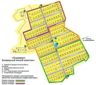 Земельные участки под ИЖС в Томске. 698 кв.м., собственность, электричество, вода, от частного лица (собственник)