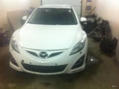 Радиатор охлаждения двигателя. Mazda Mazda6, GH