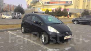 "Honda Fit 2011 год ""Alfa-Car"". Хабаровск"