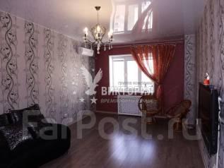 2-комнатная, улица Чкалова 30. Вторая речка, проверенное агентство, 57 кв.м.