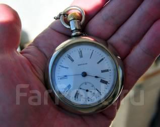 Карманные часы Waltham 1902 года. Гиганты. Прикоснись к истории!. Оригинал