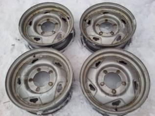 Suzuki. 5.5x15, 5x139.70, ET25, ЦО 110,0мм.