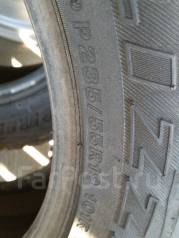 Bridgestone Blizzak DM-V1. Зимние, без шипов, 2012 год, без износа, 2 шт