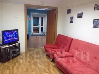 Общежитие. 5-комнатная, улица Шошина 25а, р-н БАМ, аренда краткосрочная (1-3 месяца), пол мужской