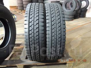 Bridgestone Blizzak VL1. Зимние, без шипов, 2013 год, износ: 5%, 2 шт