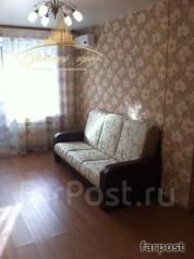 1-комнатная, улица Комсомольская 25б. Первая речка, агентство, 42 кв.м. Комната