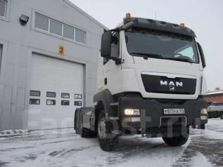 MAN TGS. Седельный тягач 33.440 6x4, 2012 г. в., 10 518 куб. см., 33 000 кг.