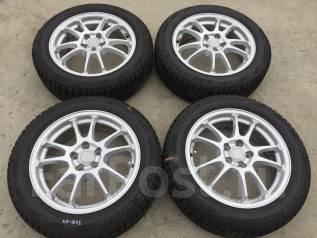175/60R16 Bridgestone Revo GZ литые диски 5х100 (К6-1602). 5.5x16 5x100.00 ET39