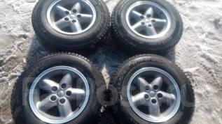 Jeep. 7.0x15, 5x114.30, ET31.8