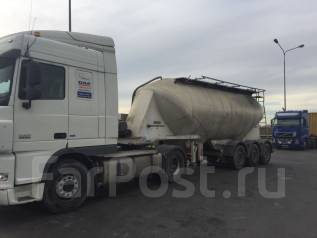 Hermanns, 2003. Полуприцеп цистерна Hermanns Hopper type, 35 000 кг.