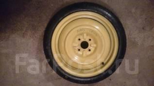 Запасное колесо Dunlop размером 125/70-16 от Toyota Levin/Trueno BZ-R. x16 4x100.00