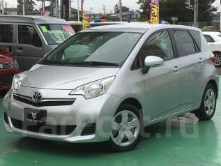 Toyota Ractis. автомат, передний, 1.5, бензин, 41 000 тыс. км, б/п. Под заказ