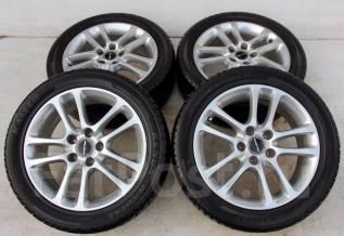 Колёса с шинами =Modulo= R17! 2013 год! 6 мм! (№ 48686). 6.5x17 5x114.30 ET50