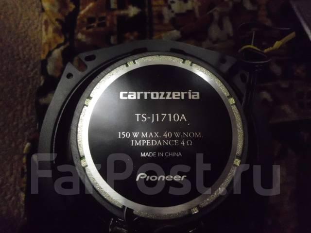 Динамики Carrozzeria Pioneer TS-J1710A