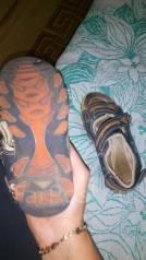 Босоножки на мальчика 29 размер