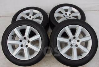 Колёса с шинами =Nissan Fairlady Z= R17! (№48714). 7.5/8.0x17 5x114.30 ET30/33