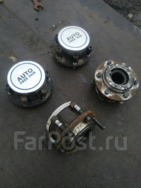 Обгонная муфта ступицы. Mitsubishi L200, KB4T, K74T, pickup, PICKUP Двигатели: 4D56, 4D56 HP