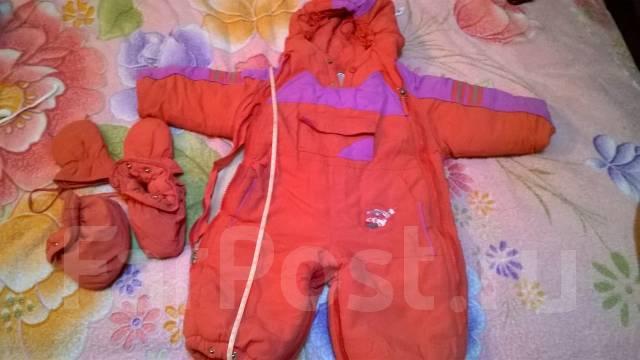 Большой лот детской одежды. Рост: 50-60, 60-68 см