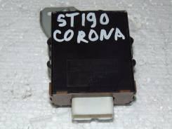 Блок управления зеркалами. Toyota Corona, ST191, ST190, CT190, CT195, ST195, AT190 Toyota Caldina, ST190, ST191, ST195, CT190 Toyota Carina, ST190, CT...