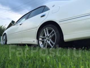 Продам комплект колёс. 8.0x18 5x114.30 ET-50