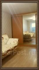 2-комнатная, улица Панфиловцев 27а. Индустриальный, агентство, 50 кв.м.