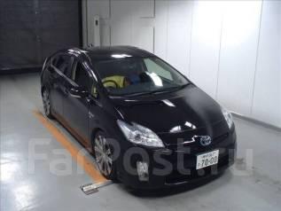 Toyota Prius. автомат, передний, 1.8 (99 л.с.), бензин, 156 тыс. км, б/п. Под заказ