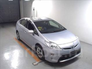 Toyota Prius. автомат, передний, 1.8 (99 л.с.), бензин, 56 тыс. км, б/п. Под заказ