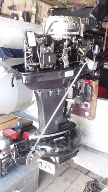 лодочный мотор tohatsu красноярск