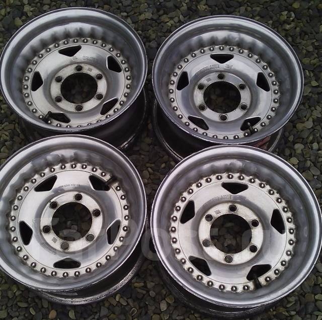 Centerline Wheels. 8.0x15, 6x139.70, ET-14, ЦО 110,0 мм.