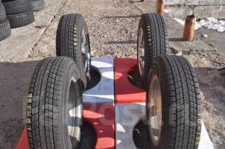 Dunlop Winter Maxx. Зимние, без шипов, 2013 год, износ: 100%, 4 шт