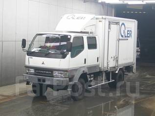 Mitsubishi Canter. Mmmc-Canter, фургон, мостовой 2х кабинник., 5 200 куб. см., 3 000 кг.
