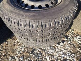 2 шипованных высоких колеса на Ванетты, Таунайсы 2-4WD. 5.0x14 4x100.00 ET8 ЦО 50,0мм.